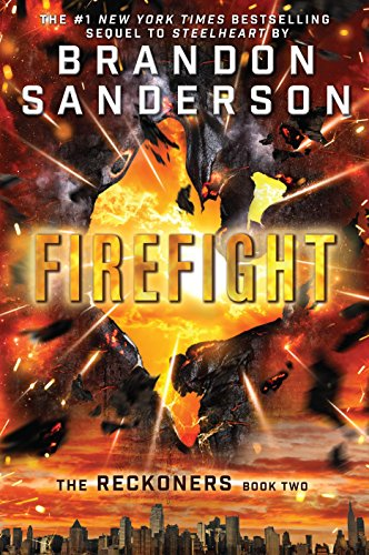 9780385743587: Firefight (The Reckoners)