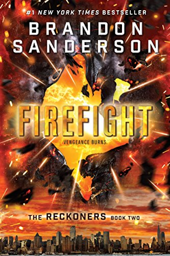 9780385743594: Firefight (The Reckoners)