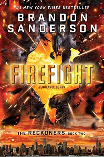 9780385743594: Firefight (Reckoners)