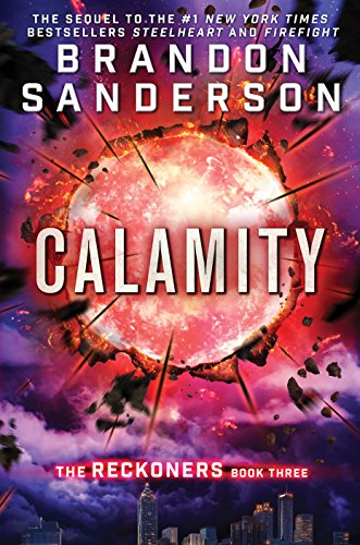 9780385743600: Calamity (The Reckoners)