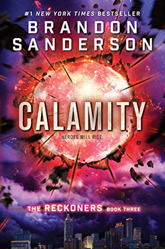9780385743617: Reckoners 3. Calamity