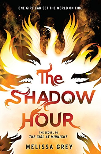9780385744676: The Shadow Hour (THE GIRL AT MIDNIGHT)