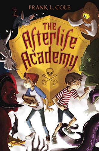 9780385744812: The Afterlife Academy