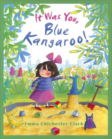 9780385746236: It Was You, Blue Kangaroo