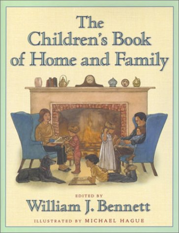 9780385746243: The Children's Book of Home and Family