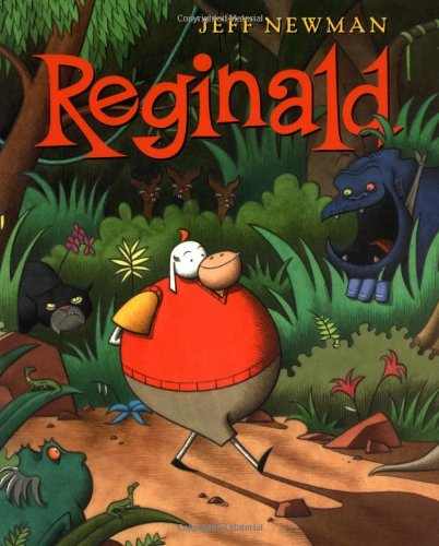 Reginald: Jeff Newman