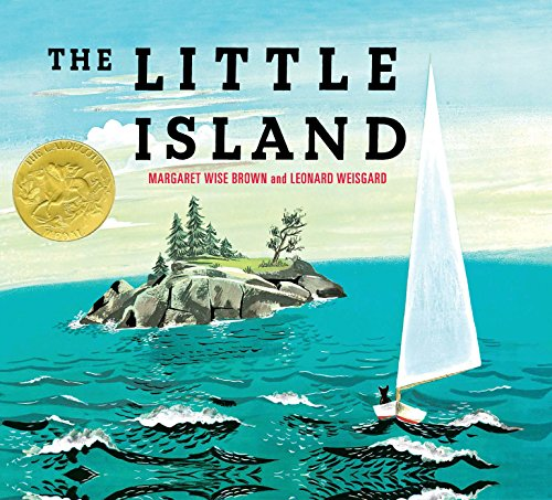 The Little Island: Brown, Margaret Wise