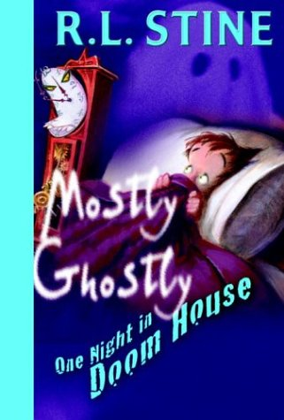 9780385746656: One Night in Doom House (Mostly Ghostly)