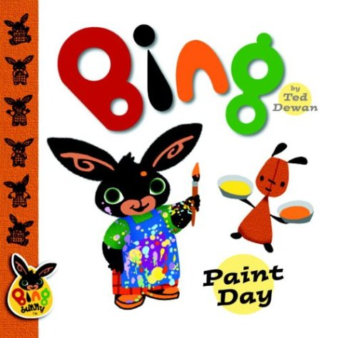 9780385750219: Paint Day (Bing Bunny)