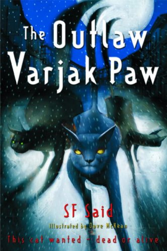 9780385750448: The Outlaw Varjak Paw