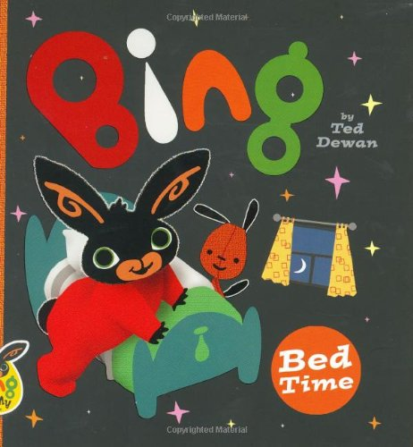 9780385750455: Bing: Bed Time (Bing Bunny)
