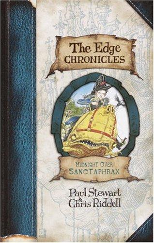 Midnight Over Sanctaphrax (The Edge Chronicles 3): Stewart, Paul, Riddell,