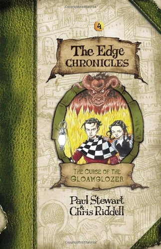 9780385750769: Edge Chronicles 4: The Curse of the Gloamglozer (The Edge Chronicles)