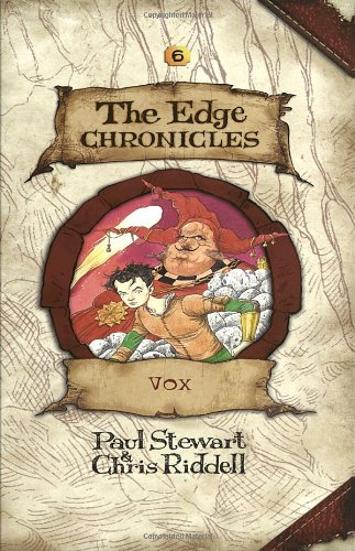 9780385750806: Edge Chronicles 6: Vox (The Edge Chronicles)
