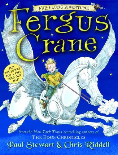 Far-Flung Adventures: Fergus Crane: Paul Stewart, Chris