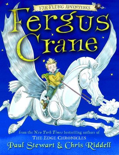 Far-Flung Adventures: Fergus Crane: Stewart, Paul, Riddell,