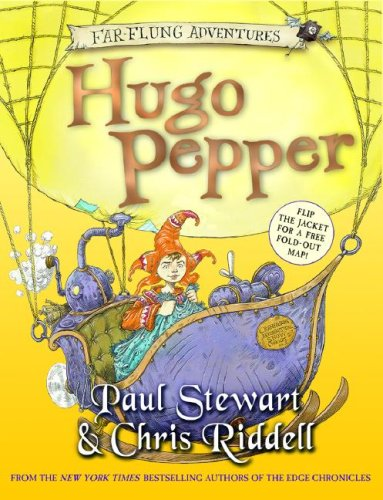 Far-Flung Adventures: Hugo Pepper: Stewart, Paul, Riddell,
