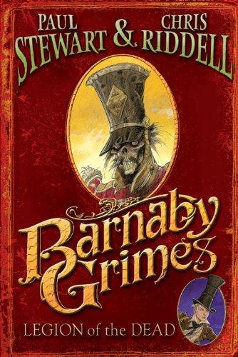 Barnaby Grimes: Legion of the Dead: Paul Stewart, Chris