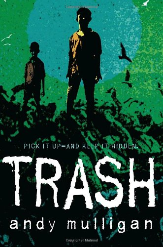 9780385752145: Trash (Junior Library Guild Selection)