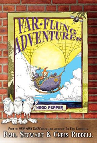 Far-Flung Adventures: Hugo Pepper: Stewart, Paul