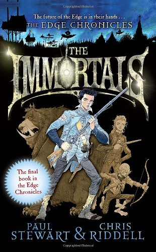 9780385752305: The Immortals (Edge Chronicles)