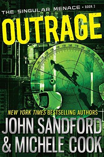 9780385753098: Outrage (The Singular Menace, 2)