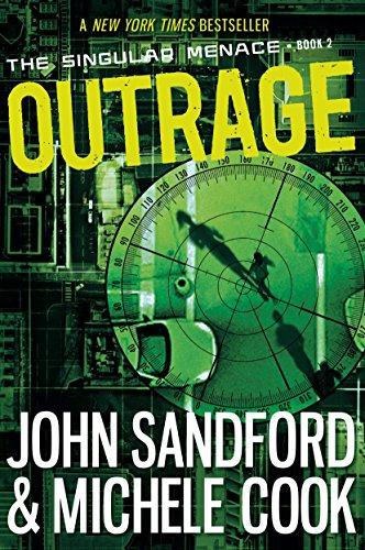 9780385753111: Outrage (The Singular Menace, 2)