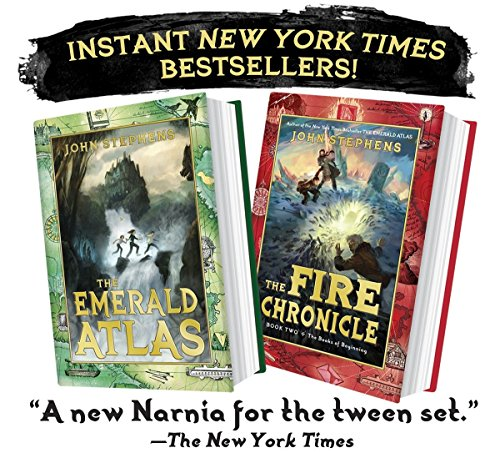 9780385753371: The Emerald Atlas Gift Bundle (The Books of Beginning)