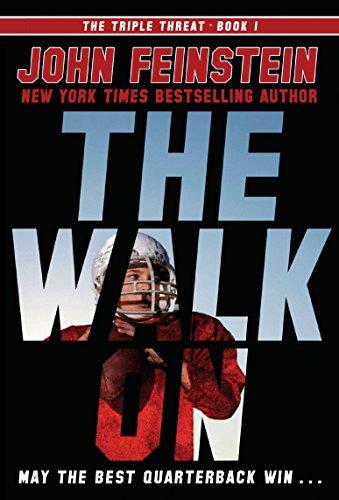 9780385753494: The Walk On (The Triple Threat, 1)