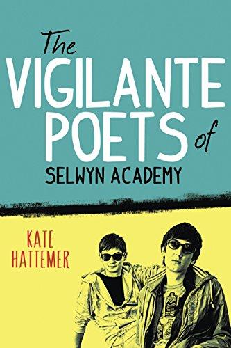 9780385753784: The Vigilante Poets of Selwyn Academy