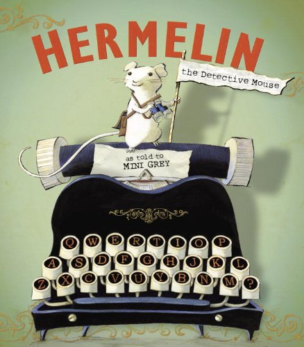 9780385754330: Hermelin the Detective Mouse