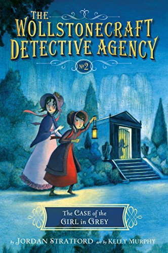 9780385754446: The Case of the Girl in Grey (The Wollstonecraft Detective Agency, Book 2)