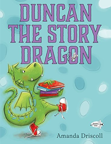 Duncan The Story Dragon (Paperback): Amanda Driscoll