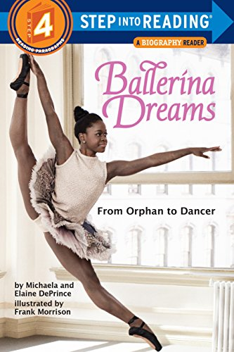 9780385755153: Ballerina Dreams: From Orphan to Dancer (Step Into Reading. Step 4)