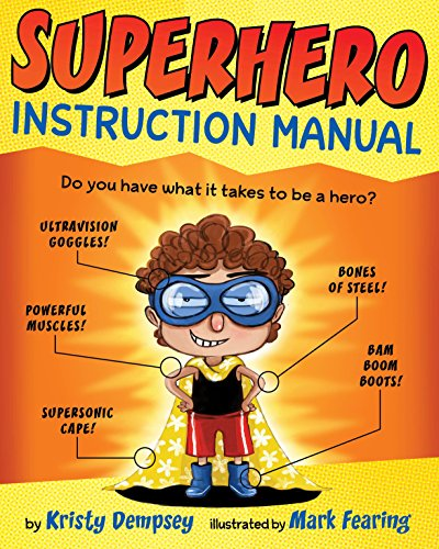 9780385755344: Superhero Instruction Manual