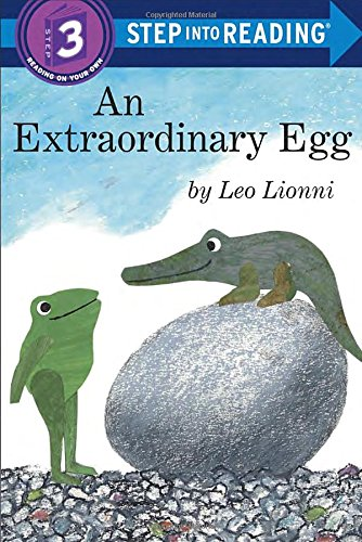 9780385755474: An Extraordinary Egg (Step into Reading)