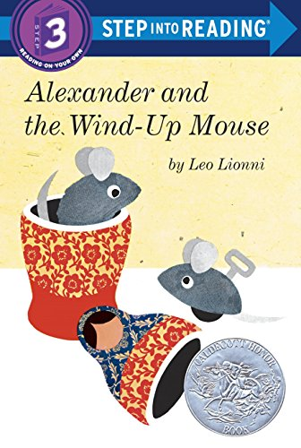9780385755511: Alexander and the Wind-Up Mouse (Step Into Reading, Step 3)