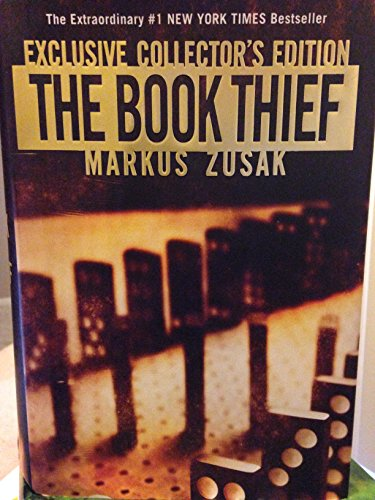 The Book Thief (exclusive Collector's edition): Zusak, Markus