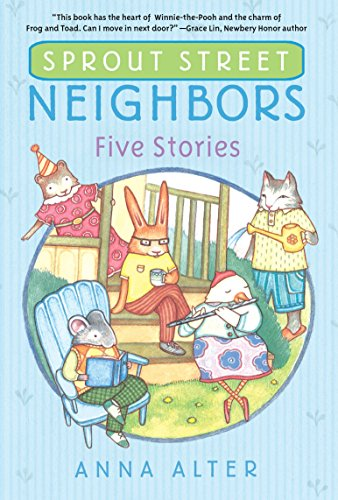 9780385755603: Sprout Street Neighbors: Five Stories