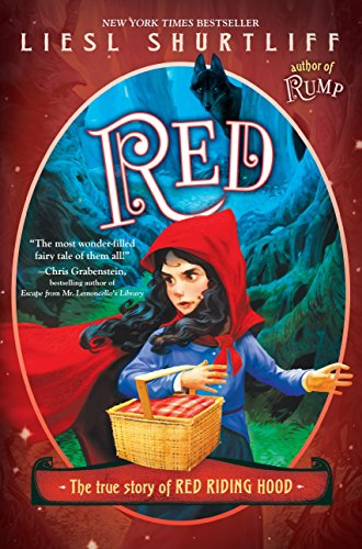 9780385755832: Red: The True Story of Red Riding Hood