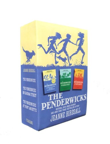 The Penderwicks 3-book Boxed Set: Birdsall, Jeanne