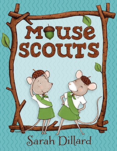 9780385756020: Mouse Scouts