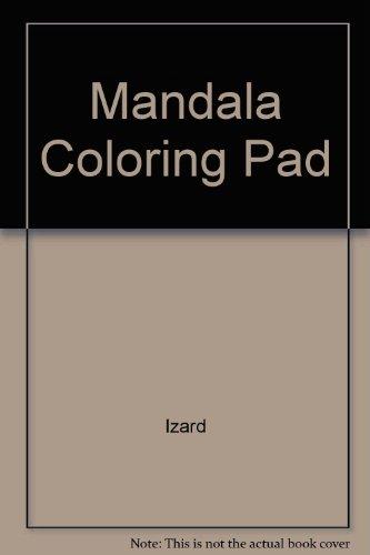 9780385888905: Mandala Coloring Pad