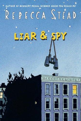 LIAR & SPY: Stead, Rebecca.