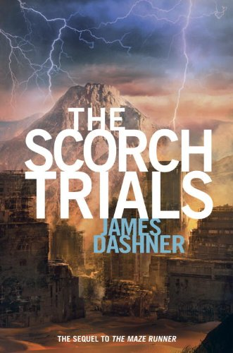 [signed] The Scorch Trials