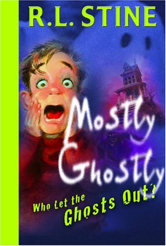 9780385909136: Who Let the Ghosts Out? (Mostly Ghostly)