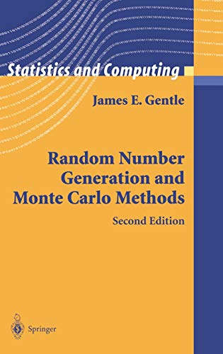 9780387001784: Random Number Generation and Monte Carlo Methods (Statistics and Computing)