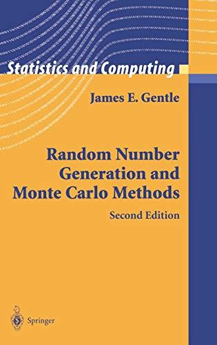 9780387001784: Random Number Generation and Monte Carlo Methods (Statistics and Computing)