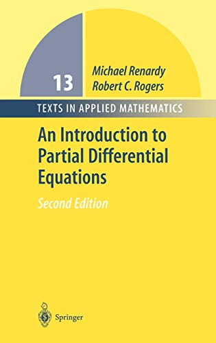 9780387004440: An Introduction to Partial Differential Equations (Texts in Applied Mathematics)