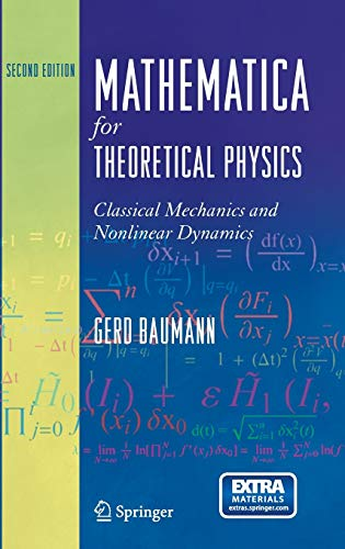 9780387016740: Mathematica for Theoretical Physics: Classical Mechanics and Nonlinear Dynamics